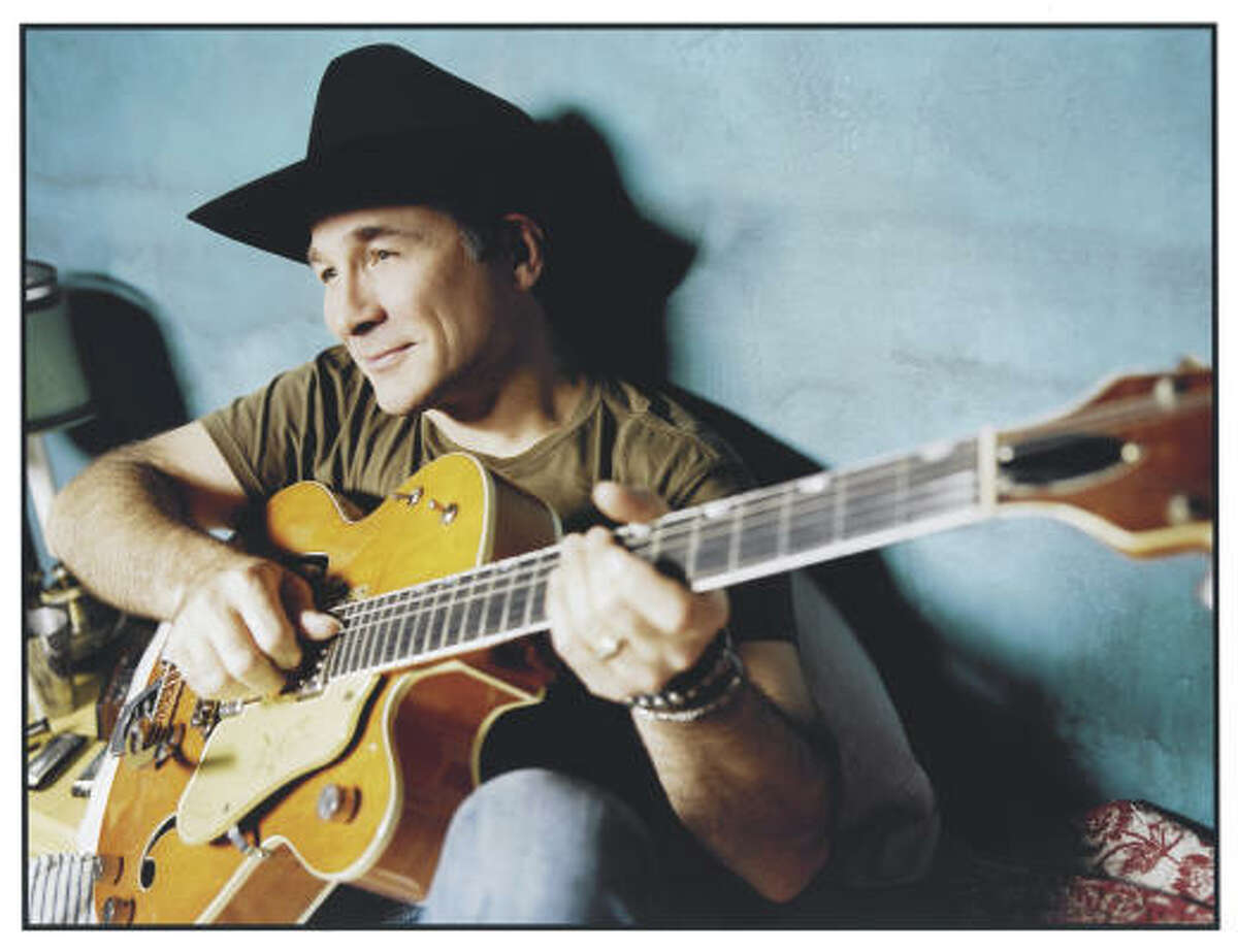 Clint Black comes back home to Houston on March 13.