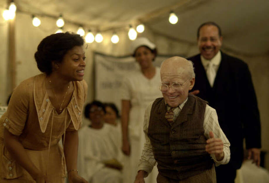 Best picture:The Curious Case of Benjamin Button Photo: MCT