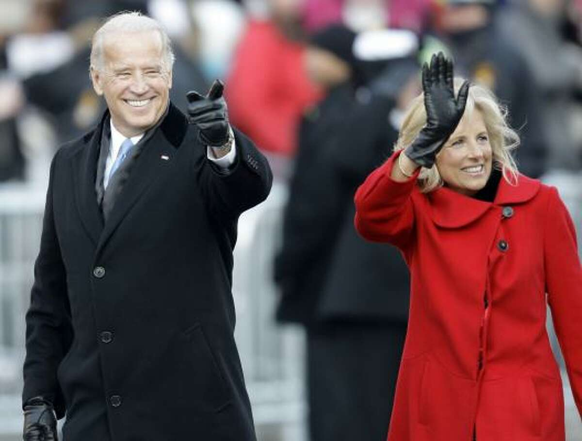 Vice President Joe Biden and his wife, Jill, will attend the 2016 Final Four in Houston. Click for a guide of where to spot celebrities this weekend.