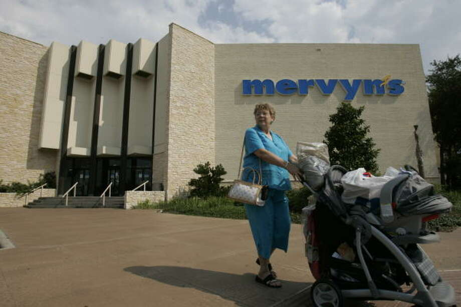 Mervyns (1949-2008) The California-based retailer, which had this store at  Houston's Memorial City Mall, had operated nationally for five decades before announcing it would liquidate its stores in 2008 after filing for bankruptcy protection. Photo: Nathan Lindstrom, For The Chronicle