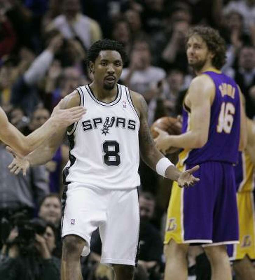 Favorite basketball teamWhile San Antonio Spurs fans comprise most of the area, there is a noticeable pocket of Los Angeles Lakers fans in Coryell County.Source: New York Times Photo: Eric Gay, AP
