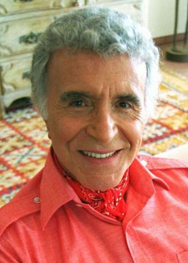 Ricardo Montalban was a mexican TV, theater and film actor. Photo: TARA FARRELL, AP