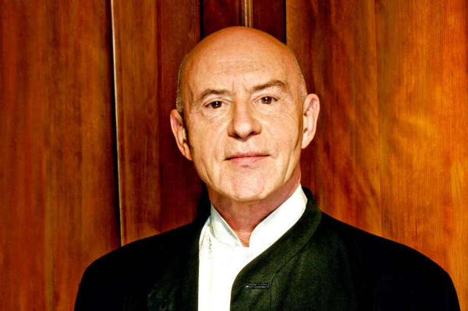 Christoph Eschenbach (1988-99) Photo: Eric Brissaud, Photo Courtesy Of Houston Symphony