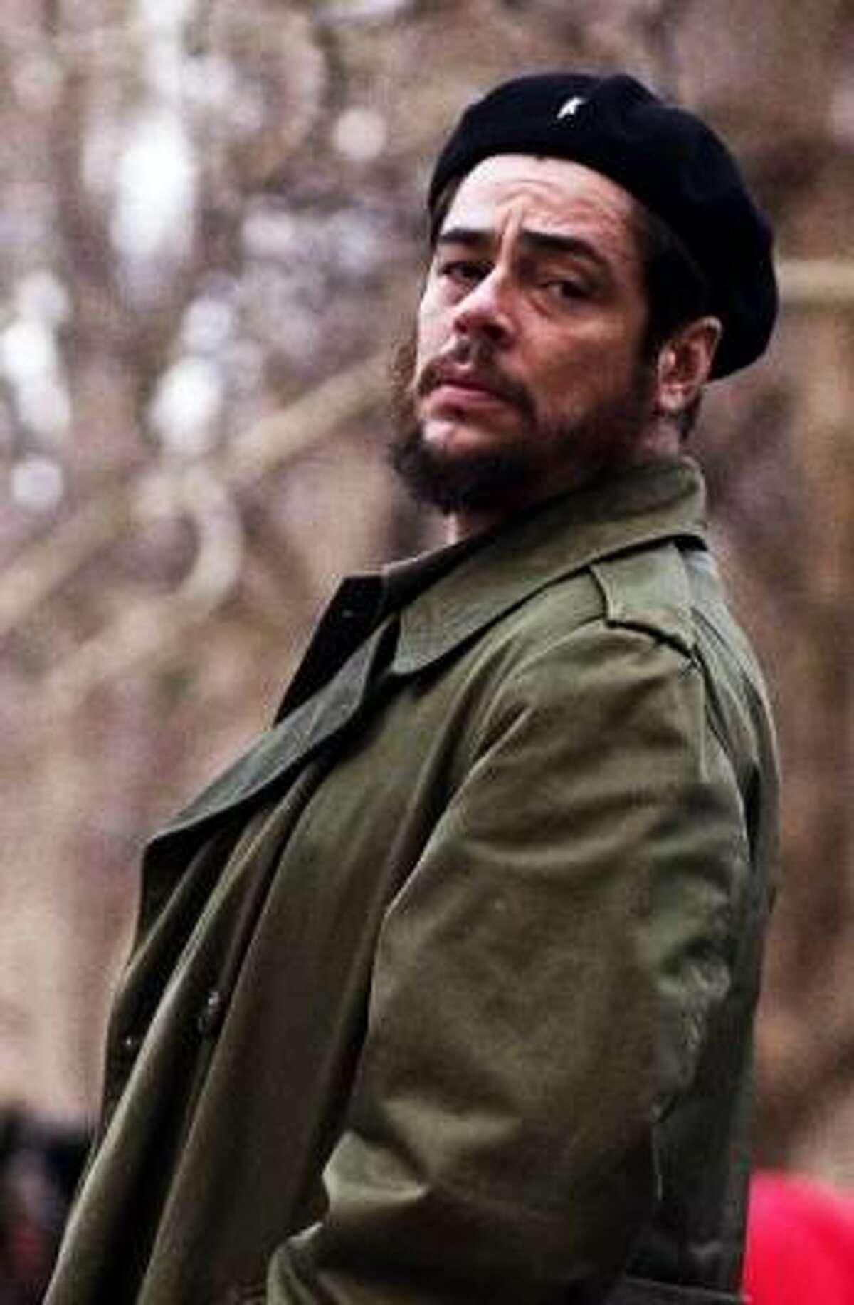 Benicio Del Toro stars as Ernesto