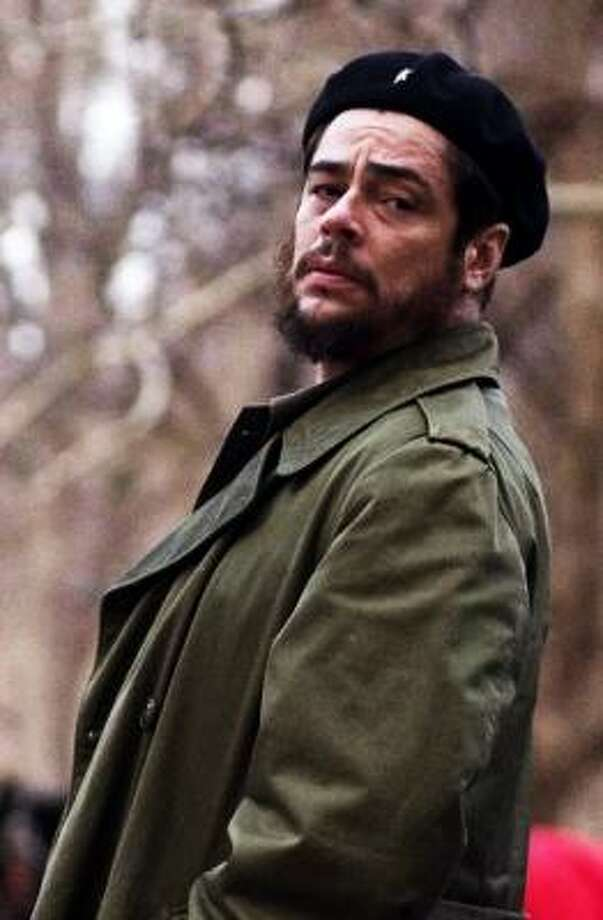 "Benicio Del Toro stars as Ernesto ""Che"" Guevara in the film, Che. Photo: Wild Bunch, AP"