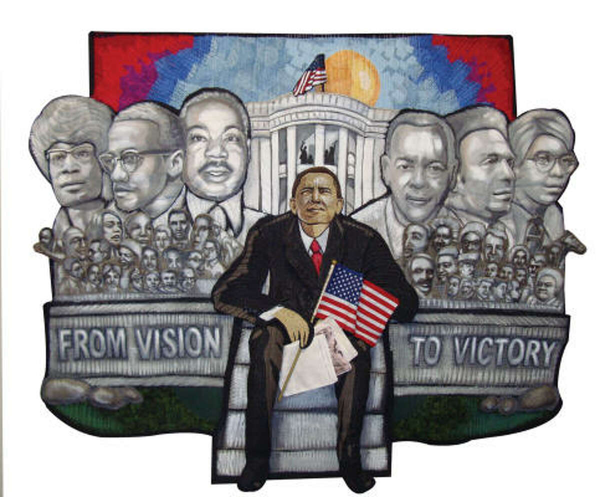 From Vision to Victory by Carolyn Crump of Houston.