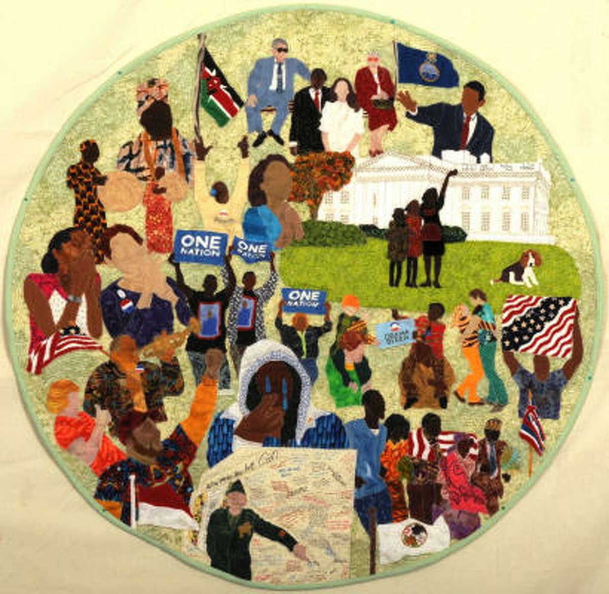 From Kenya to Kansas by Denise Campbell of San Luis Obispo, Calif.