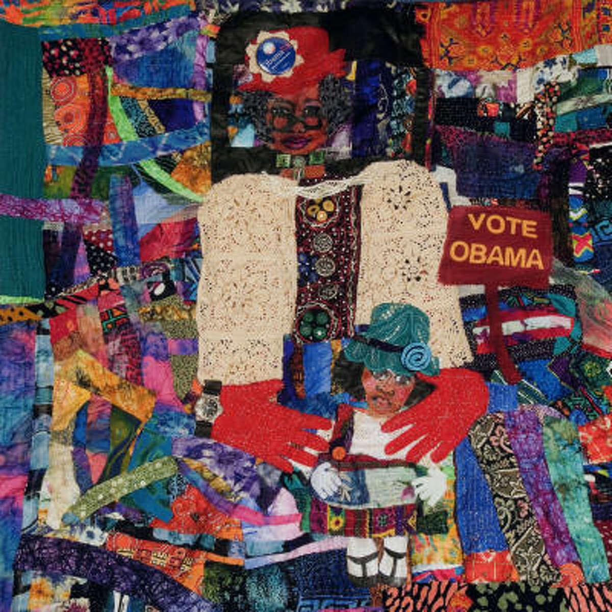 Change Has Come by Gwen Aqui of Washington, D.C.