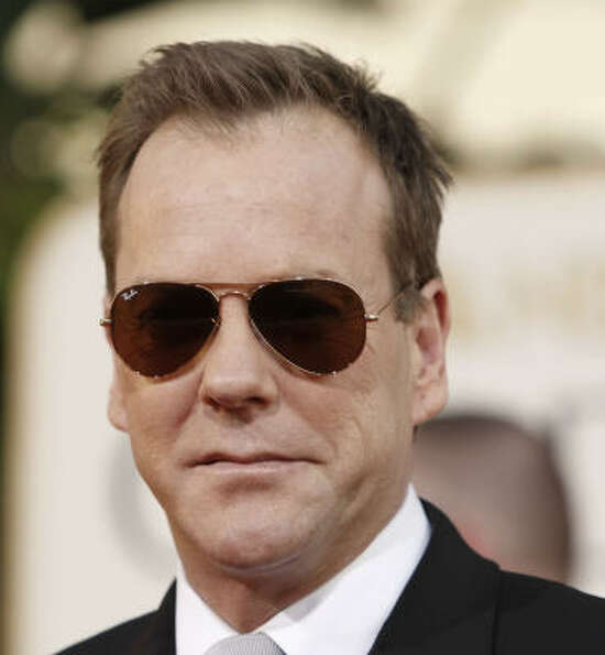 Kiefer Sutherland of