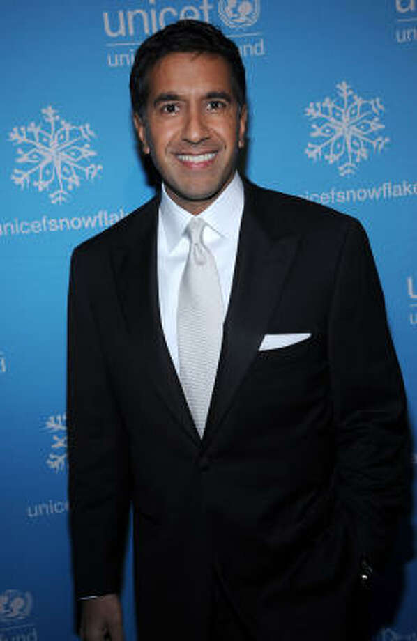 Sanjay Gupta is President-elect Barack Obama's choice for surgeon general. Photo: Brad Barket, Getty Images