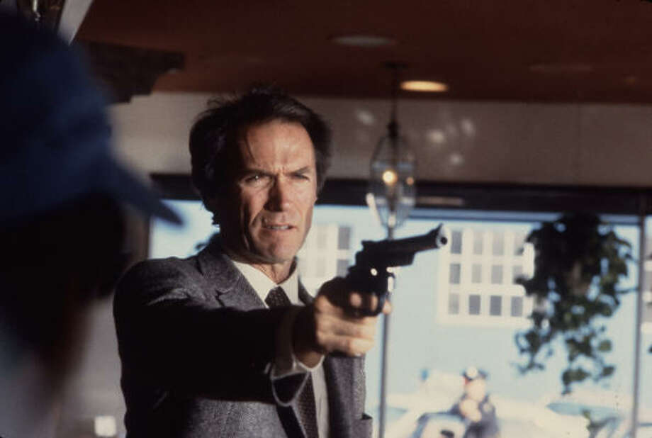 "6. Sudden Impact""Go ahead, make my day."" Photo: Warner Bros."