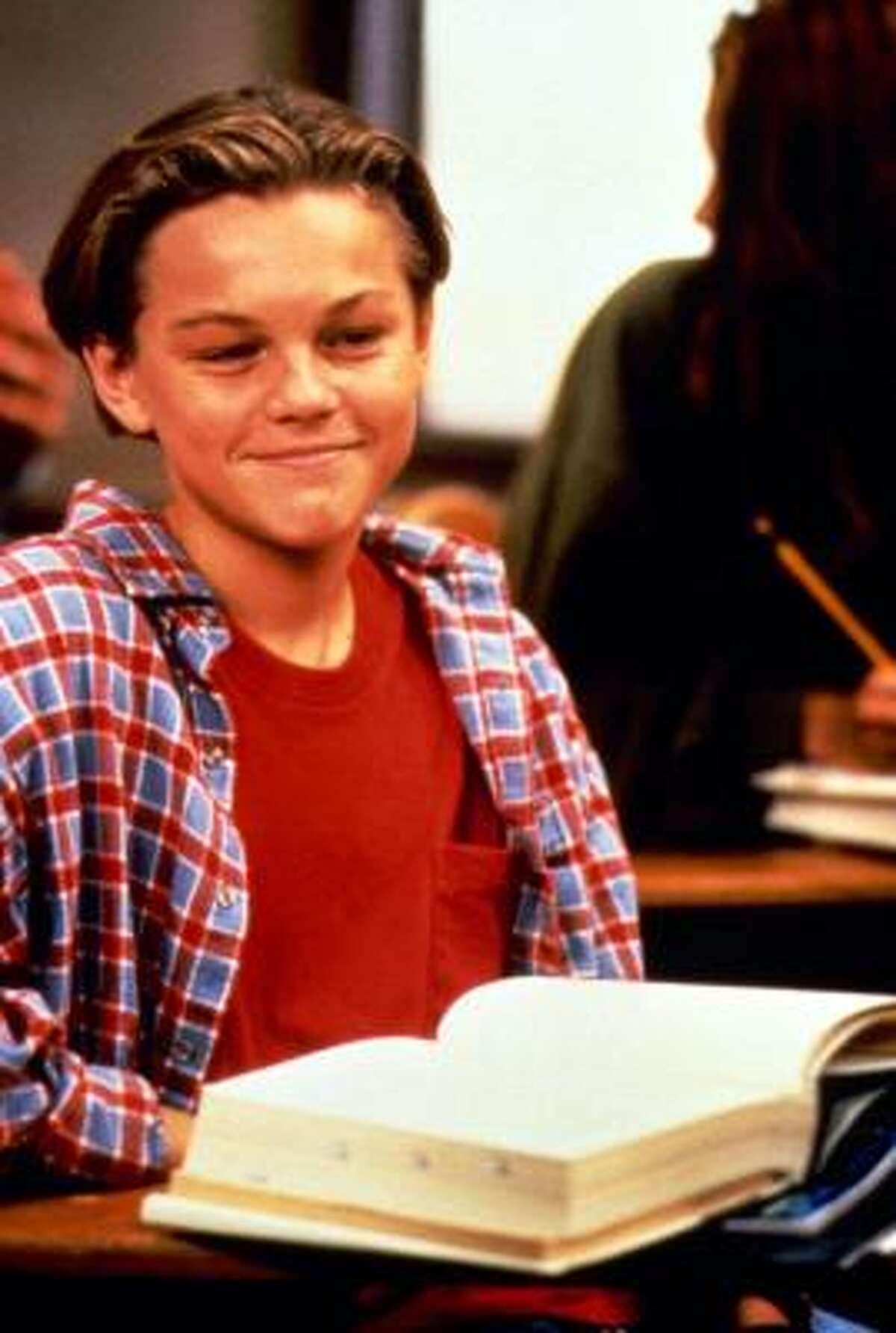 Leonardo DiCaprio as Luke on Growing Pains (1991-92)