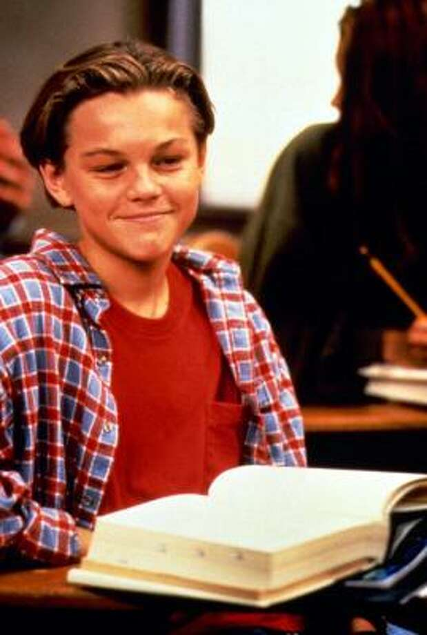 Leonardo DiCaprio as Luke on Growing Pains (1991-92) Photo: BW