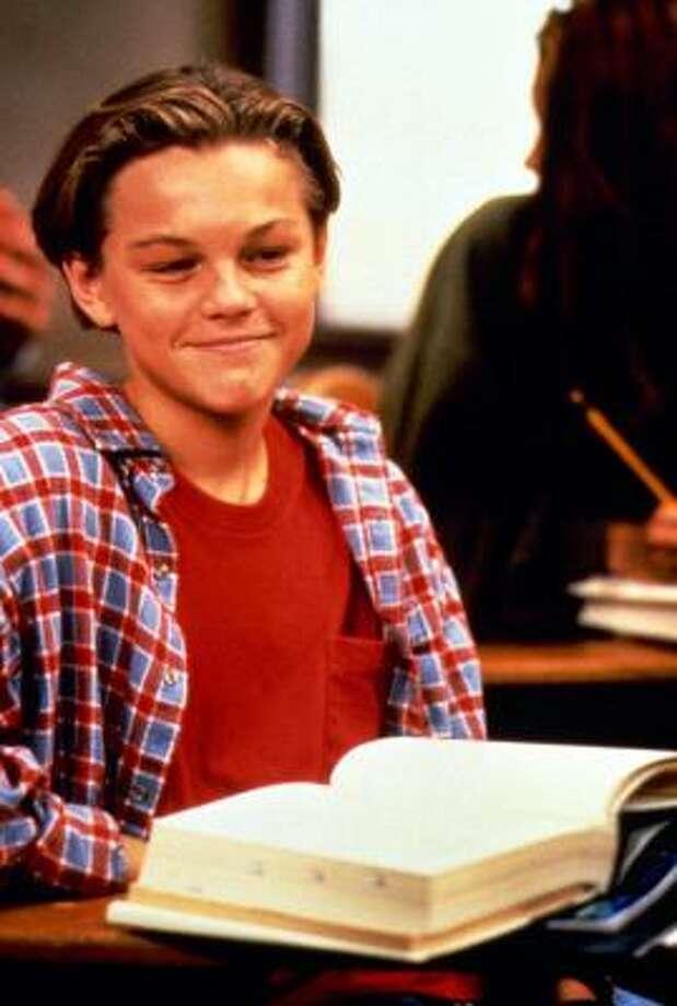 Leonardo DiCaprio as Luke on Growing Pains (1991-92) Photo: BW