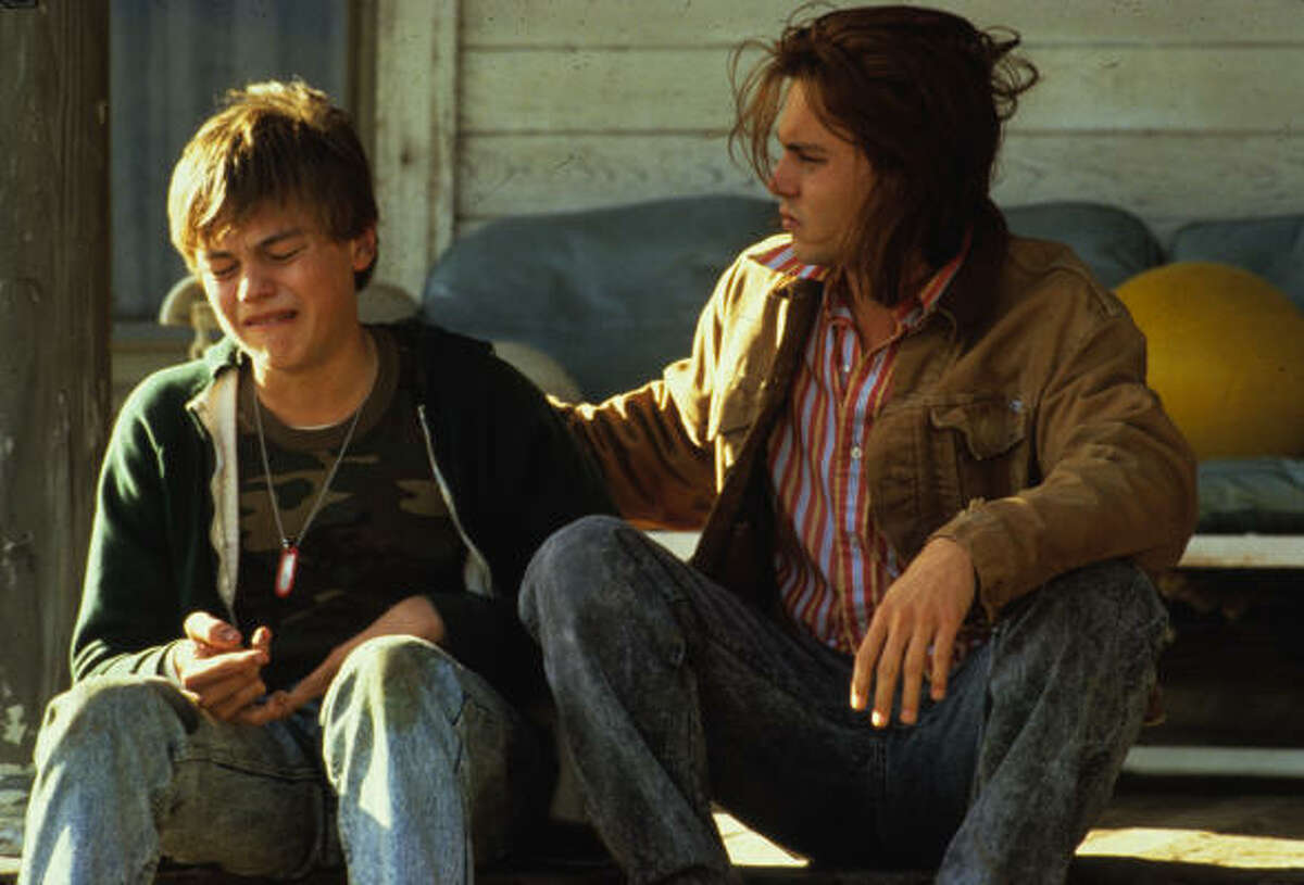 Arnie Grape in What's Eating Gilbert Grape (1993). He was nominated for an Academy Award for this role.