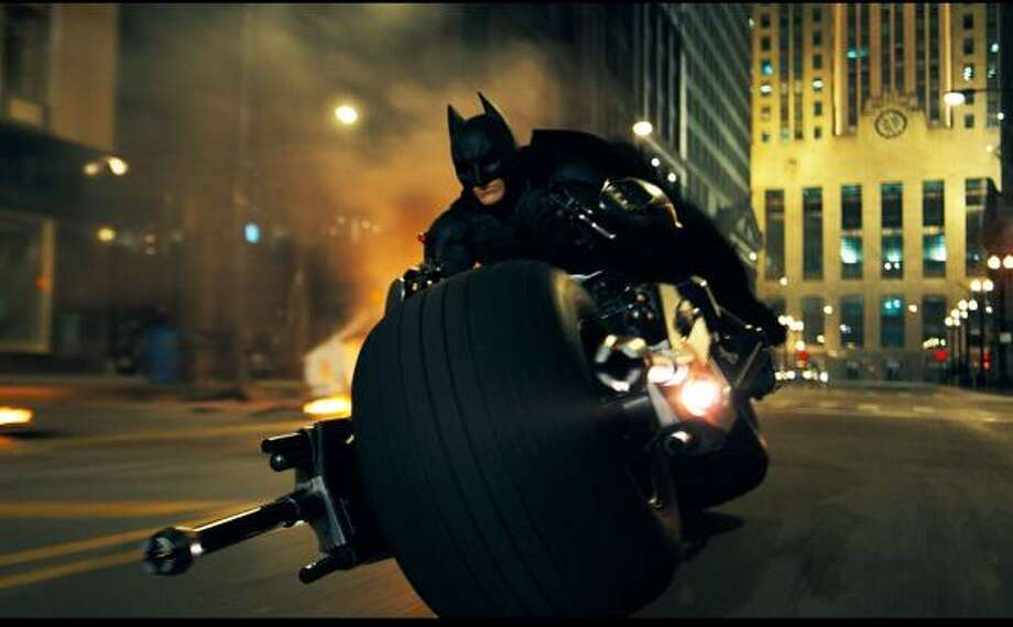 Favorite Movie:The Dark Knight Photo: Anonymous, AP