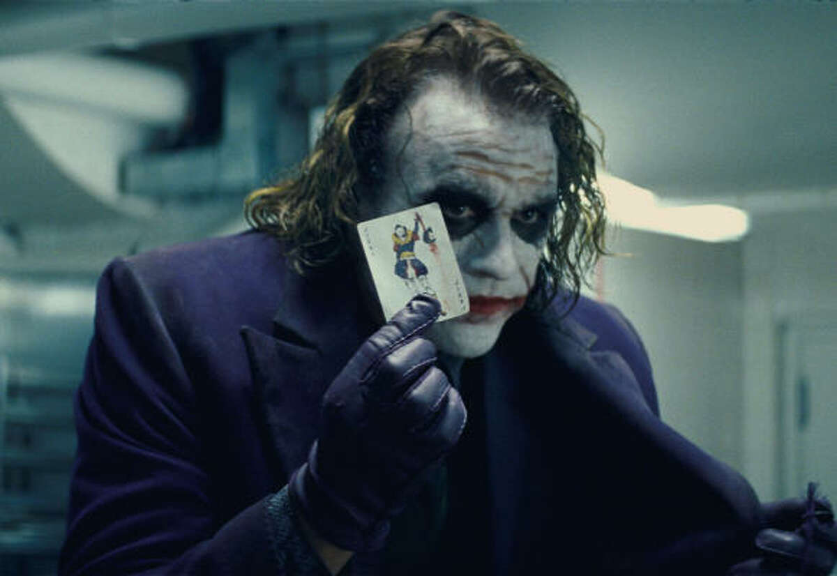 Favorite Action Movie:The Dark Knight