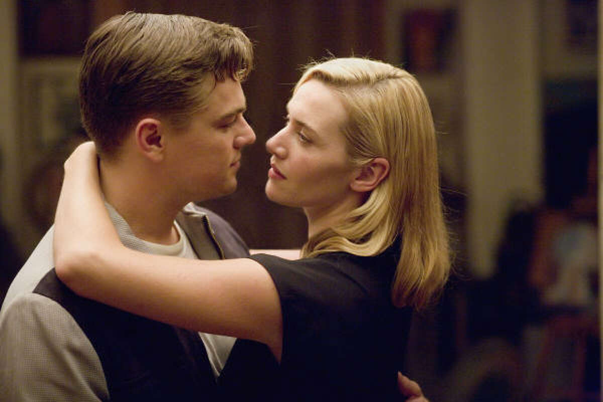 Revolutionary Road is the first film to reunite Leonardo DiCaprio and Kate Winslet since Titanic.