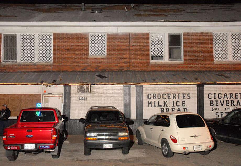 El edificio abrió sus puertas en 1936, al este de la ciudad, y sirvió como tienda de alimentos hasta 1986 que los nuevos dueños lo convirtieron en un club. Photo: Dave Rossman, Para La Vibra