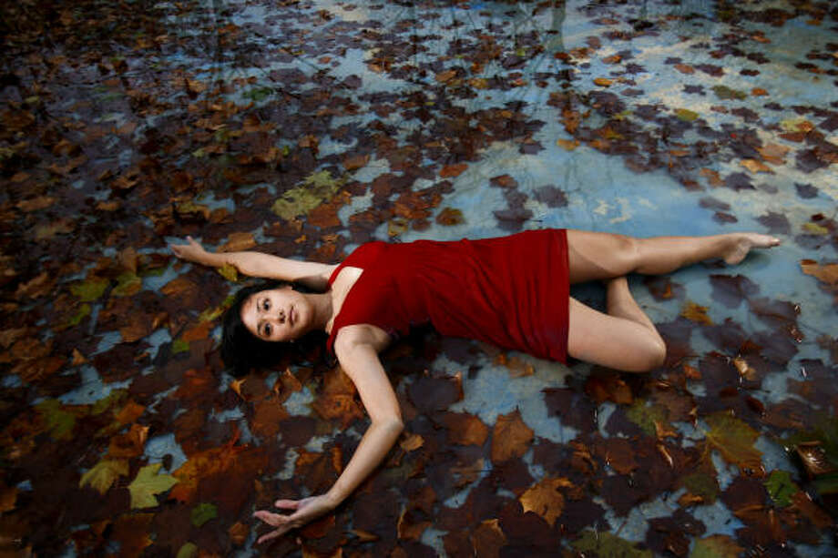 Julia Nguyen, 20, Houston: Typically bogged down in microbiology and biochemistry, in 2009, Nguyen is taking time to dance. The pre-med student hopes to land a spot in the Texas Revue talent show at UT and get her groove back to a song she calls Carpe Diem. In her dreams, it's sung by Maroon 5 and Pharrell. Photo: Michael Paulsen, Chronicle