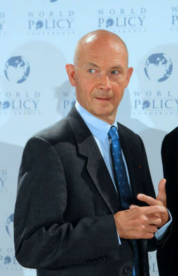 WTO Director general Pascal Lamy Photo: JEAN-PIERRE CLATOT, AFP/Getty Images