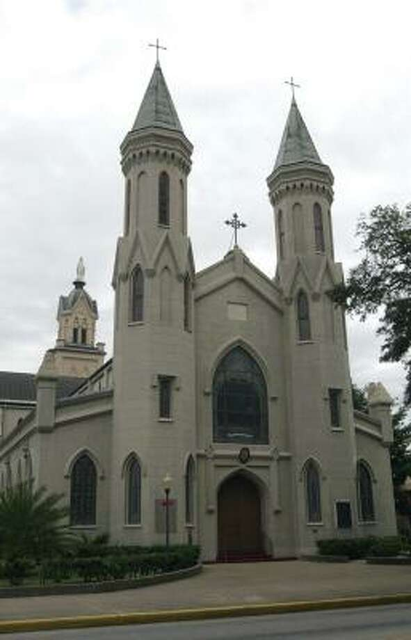 Parishioners of St. Mary Cathedral Basilica in Galveston need $5 million for a major restoration of the Archdiocese of Galveston-Houston's birthplace. Photo: CHAD GREENE, Associated Press