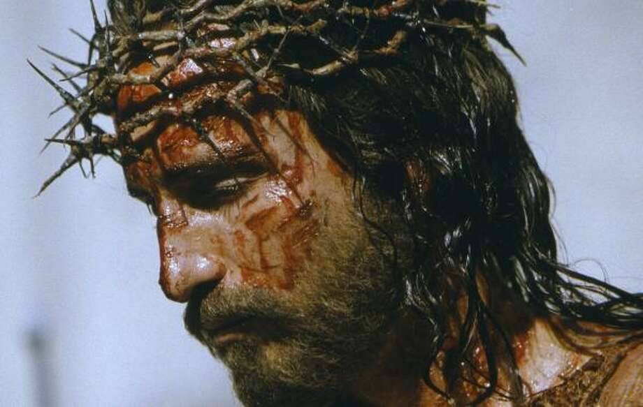 The Passion of the Christ (2004)Jim Caviezel portrays Jesus in the epic biblical drama directed by Mel Gibson. Photo: PHILIPPE ANTONELLO, ASSOCIATED PRESS