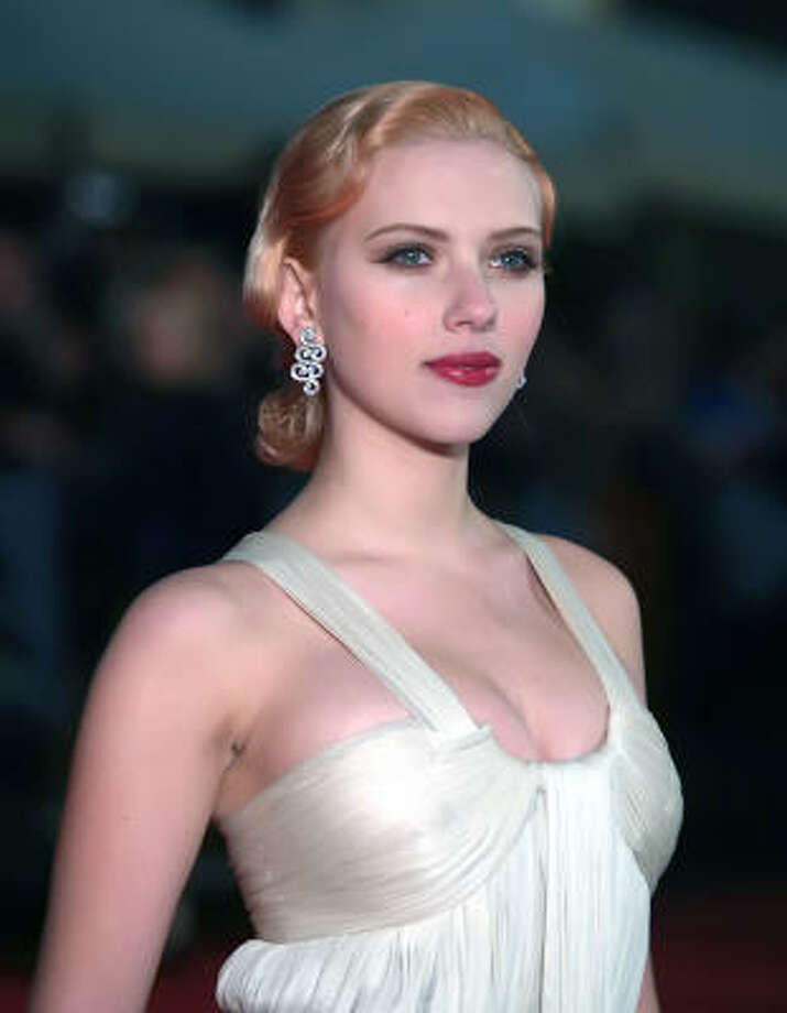 Scarlett Johansson's appearance at the Berlin Film Festival next month will be her first. Photo: MAX NASH, Associated Press