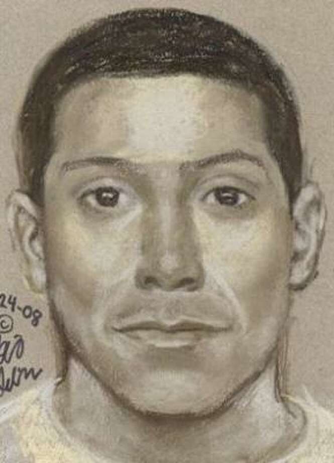 South Houston Police Chief Herbert Gilbert said the sketches released Thursday were based on descriptions from the 17-year-old girl. Photo: South Houston Police Department