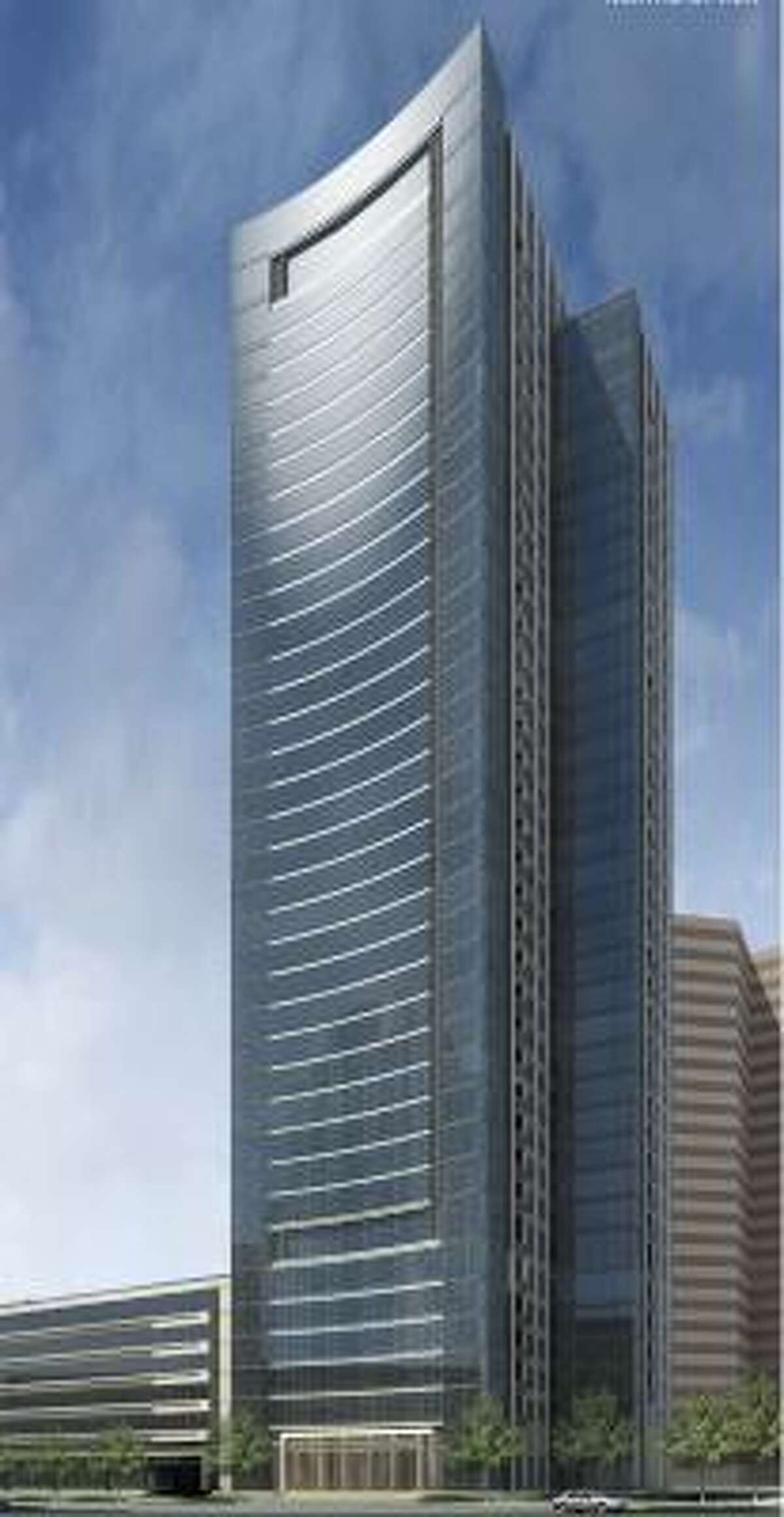 The Hanover Co. has announced plans to build a 37-story residential tower in Uptown as part of Wulfe & Co.'s BLVD Place development.