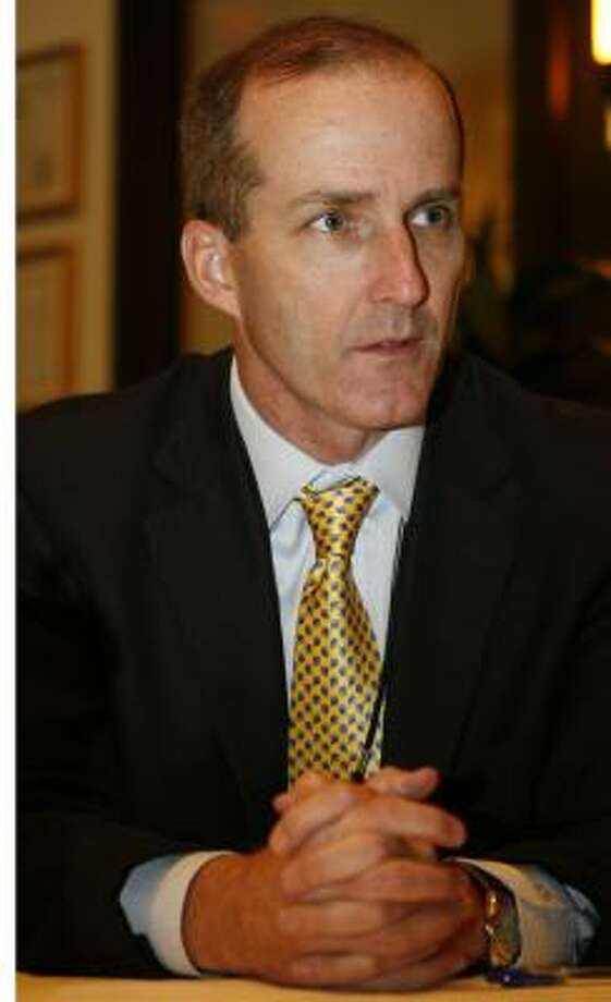David Crane, President and CEO, NRG Energy Photo: James Nielsen, Houston Chronicle