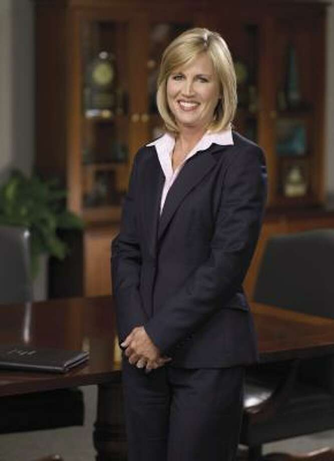 In this photo provided by Enterprise Rent-A-Car, Pamela Nicholson is seen in an undated photo. On Monday, Aug. 4, 2008, Nicholson was named president of the St. Louis-based rental car company. She succeeds Donald Ross, who continues as vice chairman of the company and its board of directors. (AP Photo/Enterprise Rent-A-Car)**NO SALES** Photo: Anonymous, AP