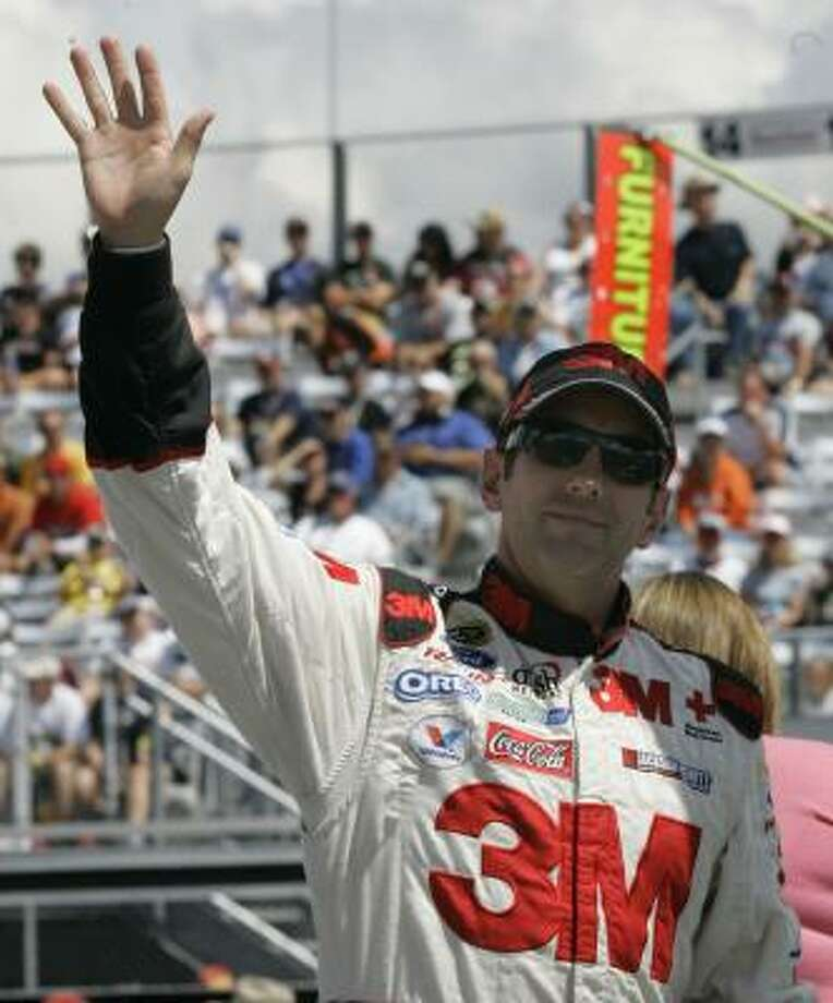 Sprint Cup contender Greg Biffle doesn't mind being overlooked. Photo: David Duprey, AP