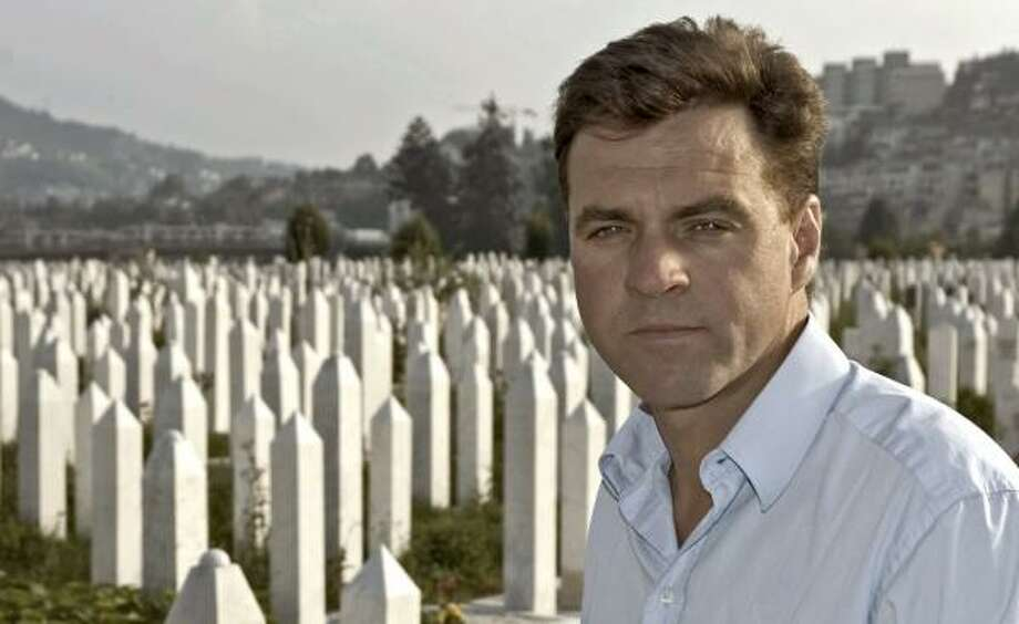"Niall Ferguson's new PBS series The War of the World is expected to cause controversy because he argues that the Allies' victory in World War II was ""tarnished"" because hundreds of thousands of civilians were killed during bombings of German and Japanese cities. Photo: BLAKEWAY PRODUCTIONS"