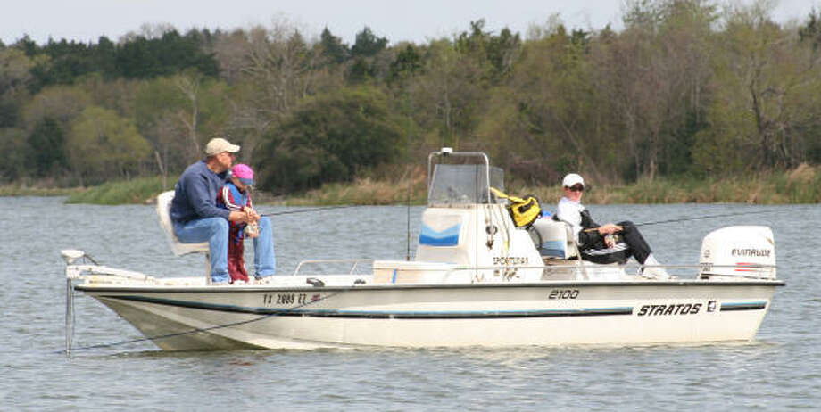The new fishing and hunting licenses go on sale early on Aug. 15.