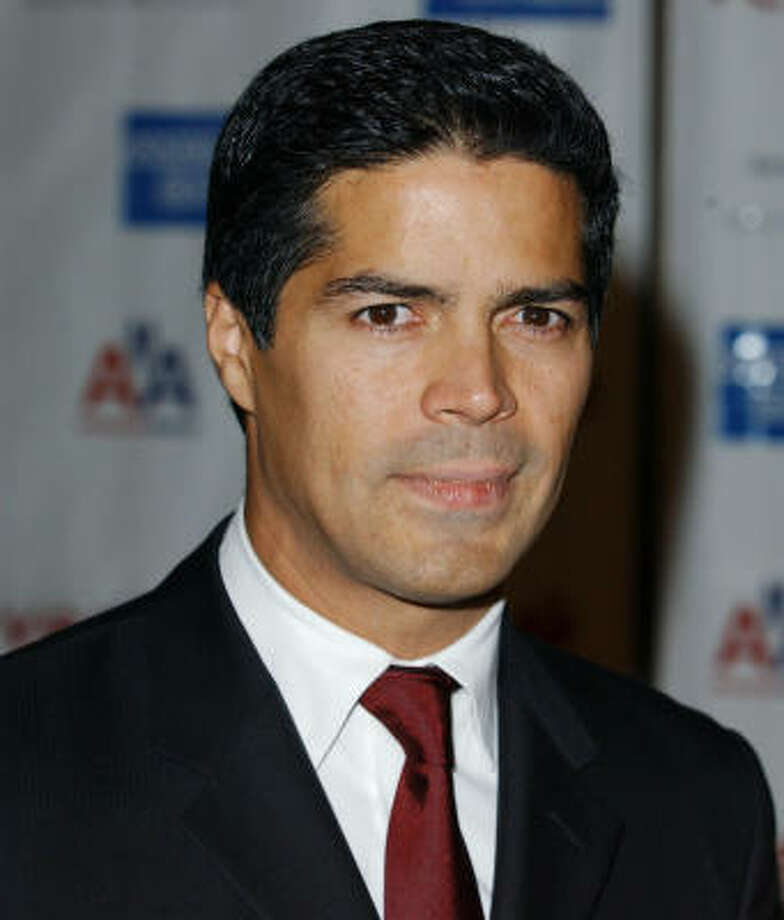 Actor Esai Morales denies the rape allegations. Photo: Robert Mora, Getty Images