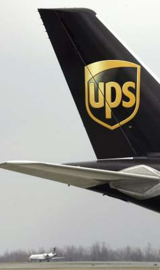 UPS blamed higher fuel prices and a weaker economy for its profit warning. Photo: David Duprey, ASSOCIATED PRESS