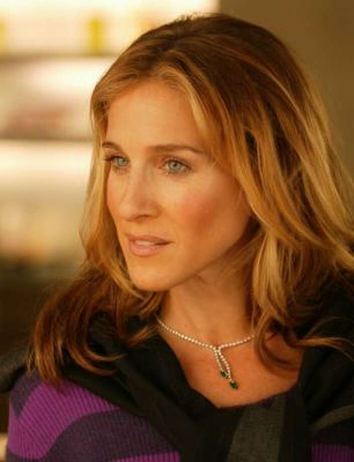 Sarah Jessica Parker stars in HBO's Sex and the City, available on iTunes. Photo: Craig Blankenhorn, HBO