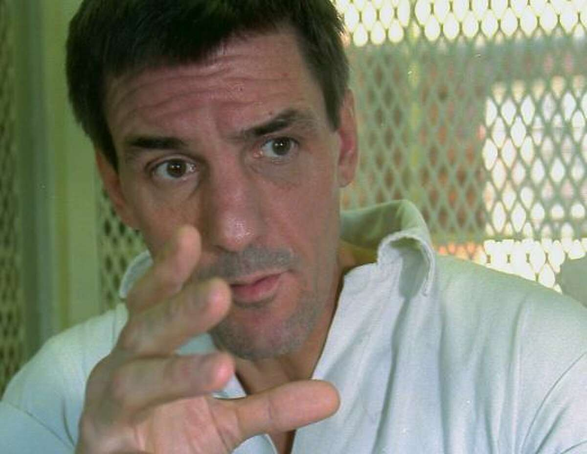 Name: Scott Panetti Crime: Convicted of shooting his in-laws to death in 1992 in Fredericksburg Execution: Execution stayed. Currently on Death Row Controversy: It was argued he has suffered from schizophrenia since 1978 and is unable to rationally comprehend his impending execution.