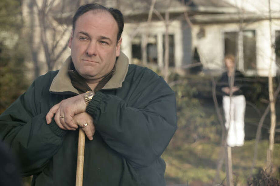 THE SOPRANOS: Enjoy your favorite episode with James Gandolfini with the new DVD set. Photo: Craig Blankenhorn