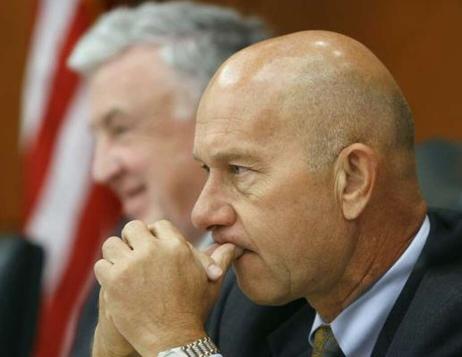 "State Sen. John Whitmire, D-Houston, demanded prisons start searching guards and ""see what the consequences are."" Photo: HARRY CABLUCK, ASSOCIATED PRESS FILES"