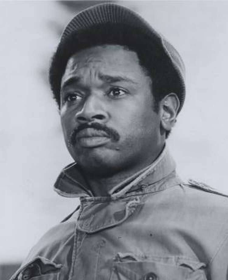 Actor Ivan Dixon's colleagues said his work helped pave the way for blacks in television and movies. Photo: CHRONICLE FILE