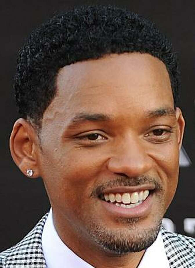Will Smith Photo: ROBYN BECK, AFP/Getty Images