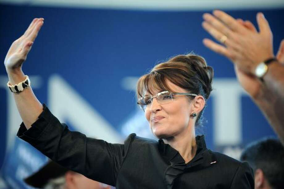 Interviews suggest that young evangelical conservatives are excited by the vice-presidential nominee, progressives are unimpressed, and many undecideds are moving toward McCain-Palin. Photo: ROBYN BECK, AFP/GETTY IMAGES