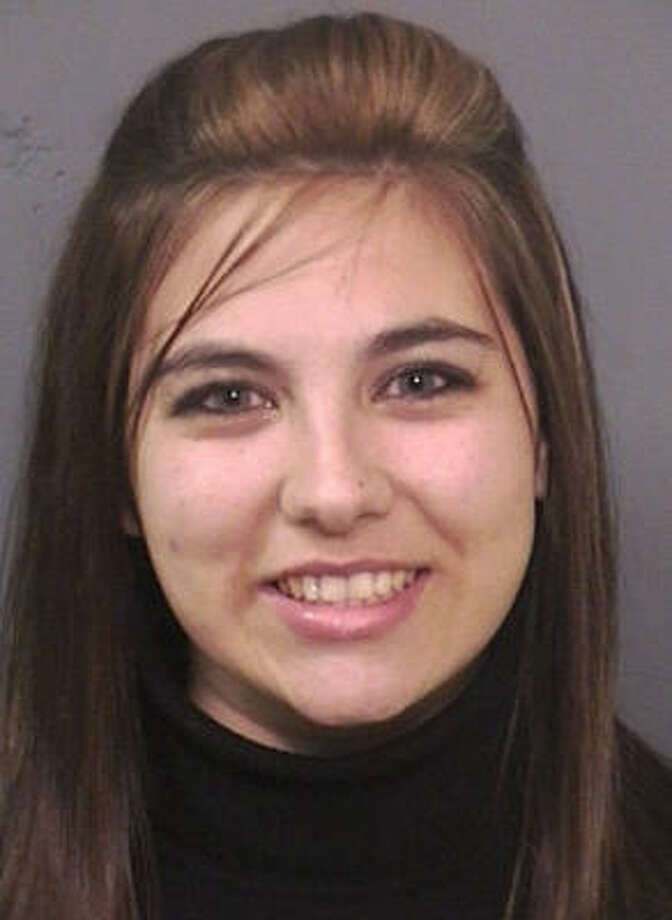 Hayley Spincer Davis is shown in a photo provided by the Houston Police Department. Photo: HPD