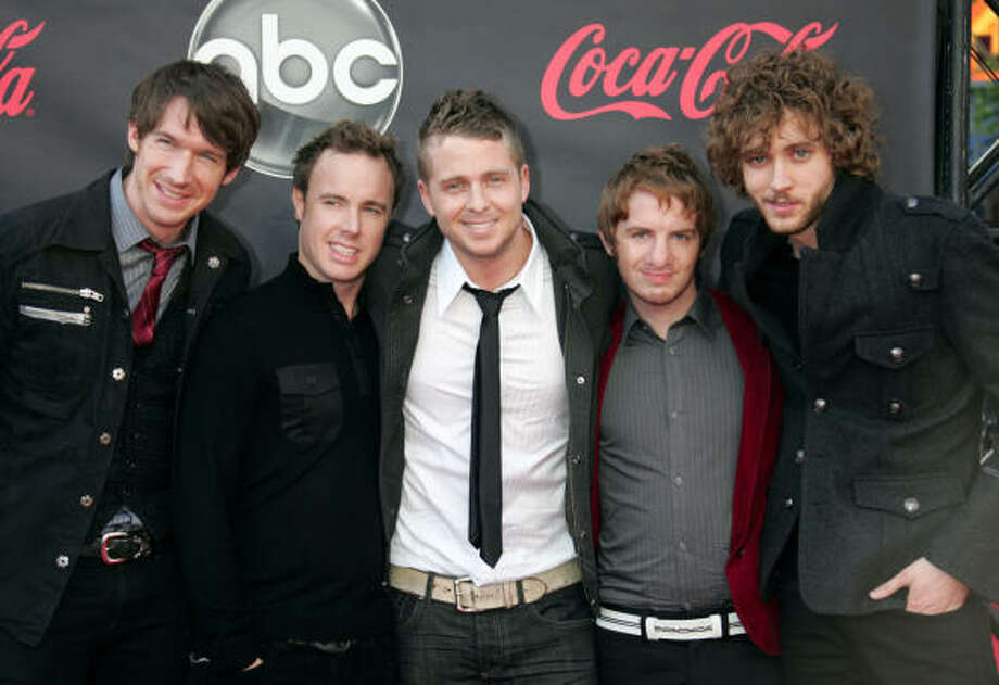 """Ryan Tedder of OneRepublic, says the band's next single Stop and Stare is """"going to blow away the Apologize video."""" Photo: David Livingston, Getty Images"""