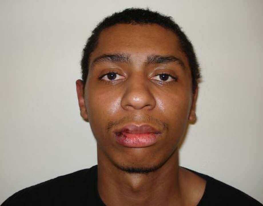 Police say three people have identified Marcus Duffy-Thompson as their attacker. Photo: Houston Police