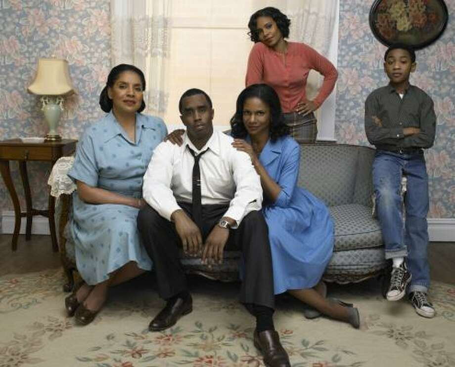 A Raisin in the Suntells the story of a family living and struggling on Chicago's South Side in the 1950s. Photo: KWAKU ALSTON, ABC