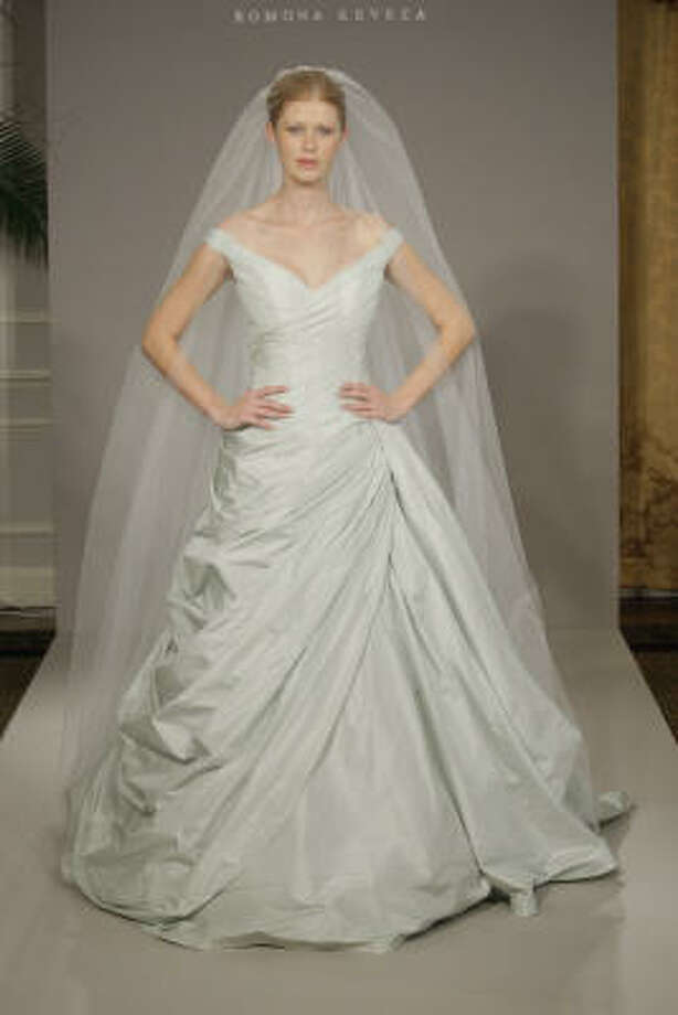 The Perfect Wedding Gown Is Waiting Houston Chronicle