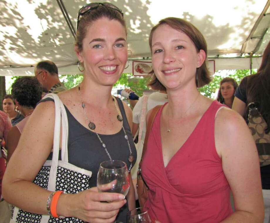 Galloping Grapes: A New York Wine Event at Saratoga Race Course Photo: Phoebe Sheehan